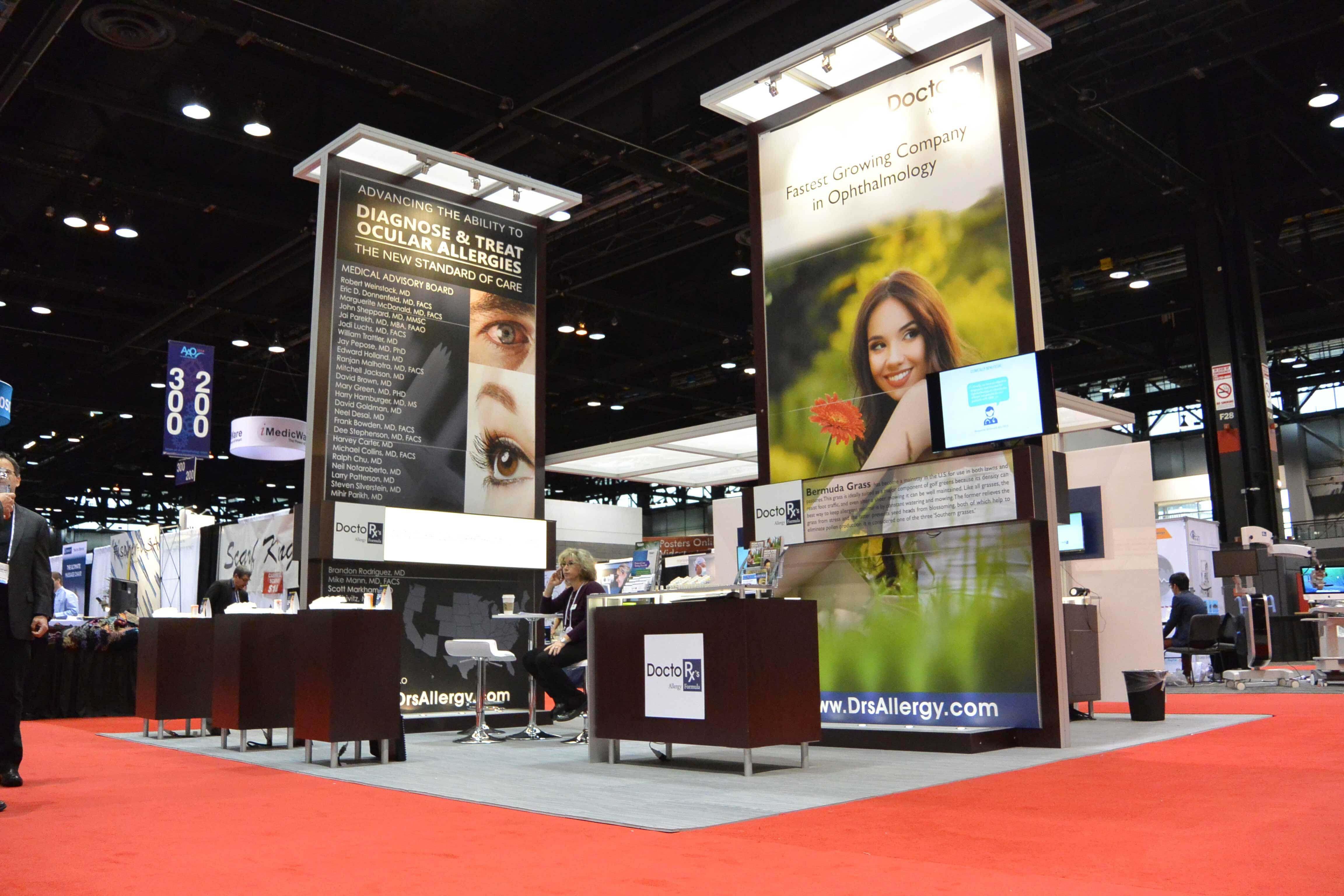 Classy Methods Booth Design